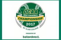 St. Clair College hosts baseball championship