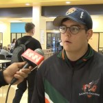 Ethan Sinclair is one of the many St. Clair College students that will be affected by a strike. (photo from website)