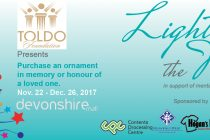 Lighting the Way for loved ones at Devonshire Mall