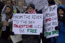 Windsor adds voice to 'Hands off Jerusalem' protests