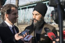 Windsor featuring, Jagmeet Singh