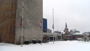 City Hall, Windsor, Ont.