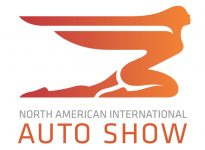 Logo for the  NAIAS auto show