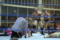 Campus Combat wrestling returns to UWindsor