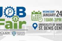 University of Windsor Job Fair