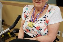 Senior winter games brings out the timeless spirit of competitors