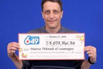 Chatham lottery winner in cash dispute with former partner