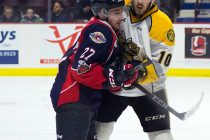 Spitfires fail to contain fourth-ranked Sting
