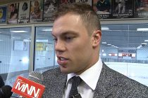 Spitfires raise Taylor Hall to the rafters