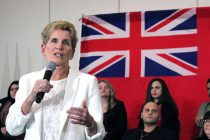 Wynne in the hot seat