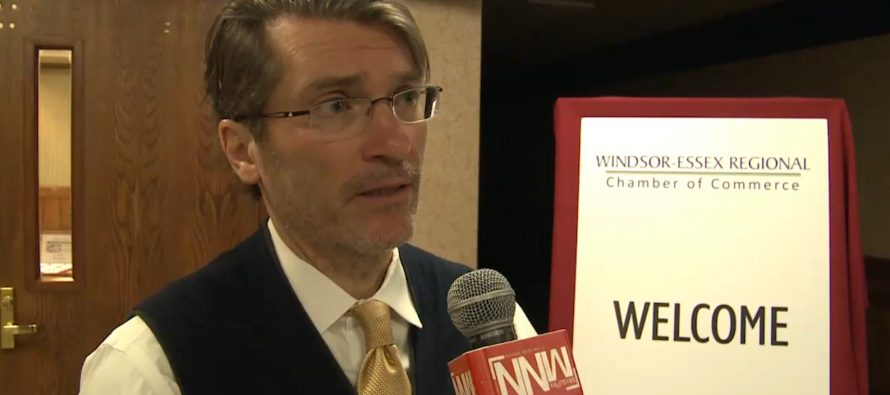 Chamber of Commerce discusses U.S. tax reform
