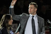 Taylor Hall returns to Windsor for jersey retirement