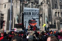 Ninth annual Marche Du Nain Rouge celebrates Detroit