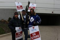 Windsor Caesar Casino on strike