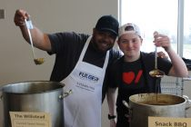 Serving up Great Soup at St. Clair College